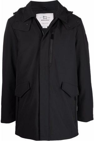Woolrich Barrow Mac shell coat