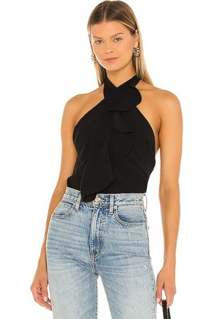 Amanda Uprichard Cabo Top in - . Size L (also in XS, S, M).