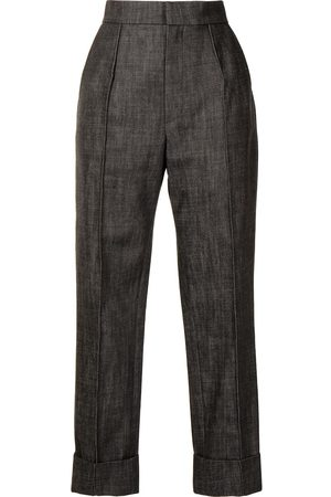 Dice Kayek Cropped tailored trousers