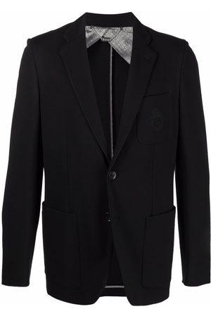 Billionaire Tailored-fit single-breasted blazer