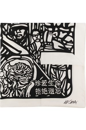 TASCHEN Cachecóis & Echarpes - Ai Weiwei. The Silk Scarf 'Citizens' Investigation