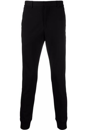 Karl Lagerfeld Stretch-cut tailored trousers