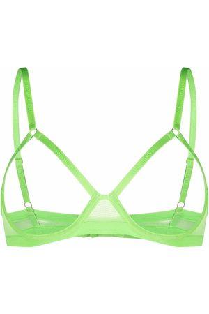 Maison Close Naked breast bra