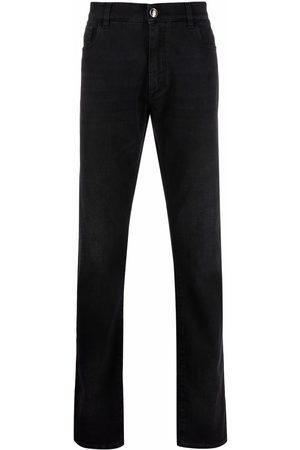 Billionaire Wolf straight-cut jeans