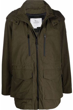 Woolrich Arrowood parka coat