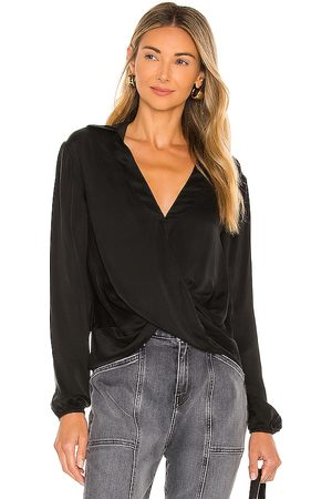 JONATHAN SIMKHAI Jackie Blouse in - . Size L (also in XS, S, M).