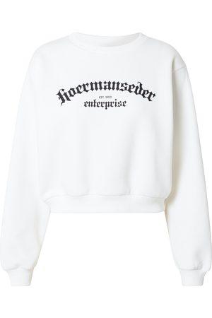 Hoermanseder x About You Mulher Camisolas - Sweatshirt 'Ela