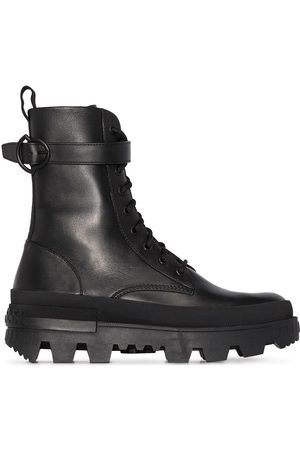 Moncler Carinne lace-up ankle boots