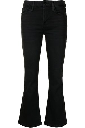 FRAME Mid-rise bootcut jeans