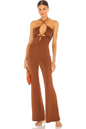 House of Harlow X REVOLVE Lorenza Jumpsuit in - . Size L (also in S, XXS, XS, M).
