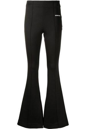 Ground Zero Mulher Calças Justas - Stretch fit bootcut trousers
