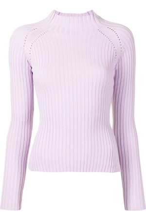 Anna Quan Blake ribbed-knit cotton jumper