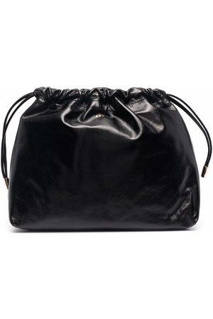 A.P.C. Mulher Tops de Cavas - Drawstring-top clutch bag