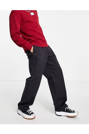LEVIS SKATEBOARDING Homem Calças Chino - Levi's Skateboarding loose fit twill chino trousers in black