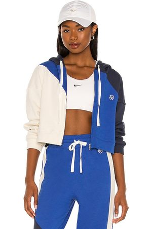 Venus Williams Eleven In Legacy Hoodie in - Blue. Size L (also in M, S, XL, XS).