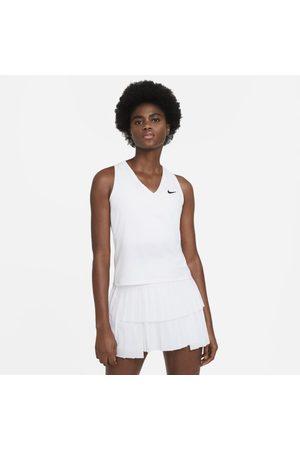 Nike Mulher Tops de Cavas - Camisola de ténis sem mangas Court Victory para mulher