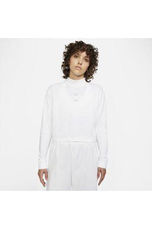 Nike Camisola de manga comprida com gola subida Sportswear para mulher