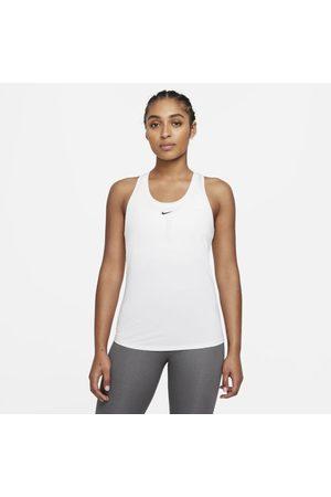 Nike Camisola sem mangas de corte estreito Dri-FIT One para mulher