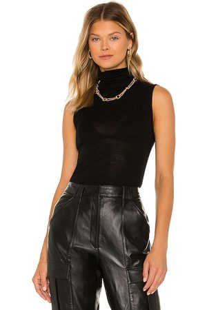 Vince Sleeveless Turtleneck Shell in - . Size M (also in S, XS).