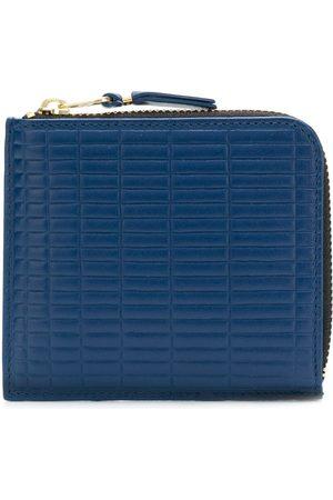 Comme des Garçons Bolsas & Carteiras - All-around zipped wallet