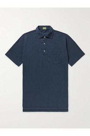 Sid Mashburn Homem Manga curta - Cotton-Piqué Polo Shirt