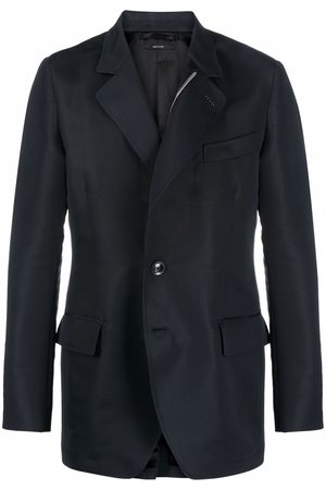 Tom Ford Homem Blazers - Notched-lapel single-breasted jacket