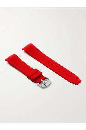 HORUS WATCH STRAPS Homem Relógios - 20mm Rubber Integrated Watch Strap