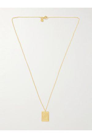 TOM WOOD Homem Colares - Plated Pendant Necklace