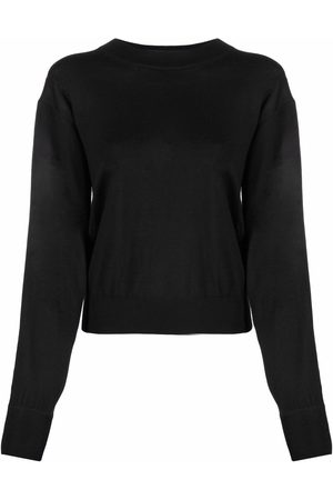See by Chloé Floral-lace detail jumper