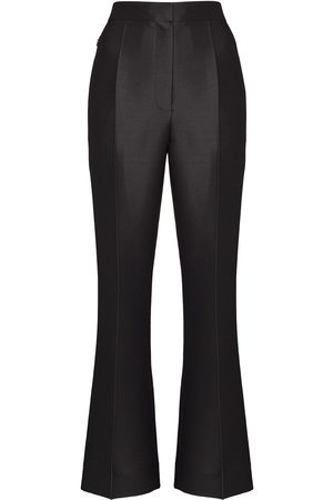 Low Classic High-rise slim-fit trousers