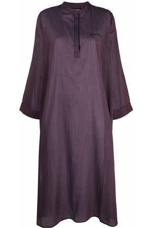 Emporio Armani Striped beach dress