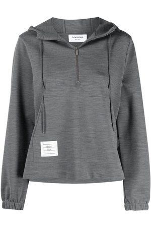 Thom Browne Half-zip hoodie