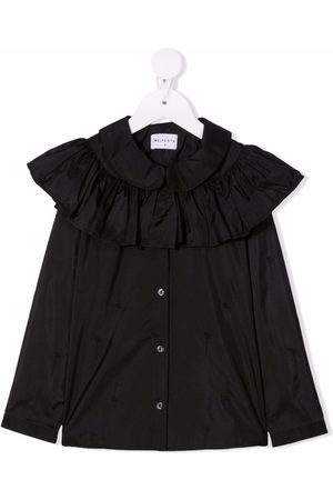 Wolf & Rita Daisy ruffle-trim blouse