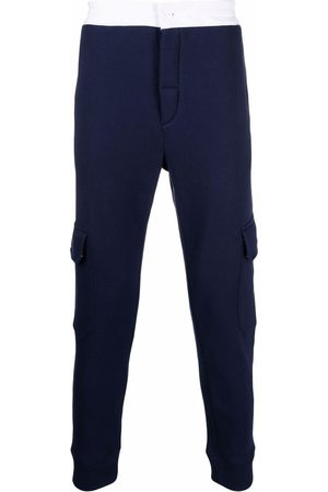Polo Ralph Lauren Embroidered-pony cargo trousers