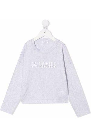 Brunello Cucinelli Dreamer print cotton sweatshirt