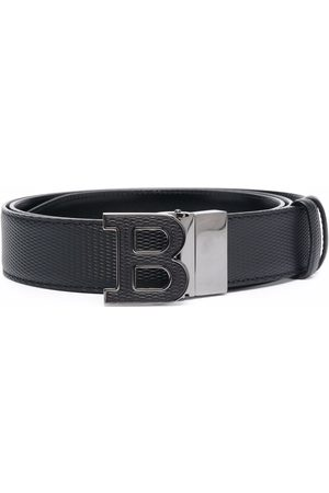 Bally B-buckle belt