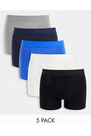 Weekday Johnny 5-pack boxer set in multi