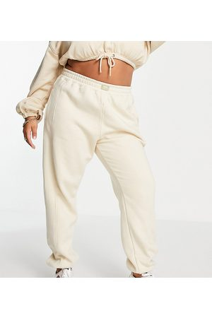 PUBLIC X Amber Gill jogger in butter-Yellow
