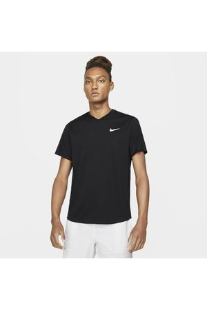 Nike Homem T-shirts & Manga Curta - Camisola de ténis Court Dri-FIT Victory para homem