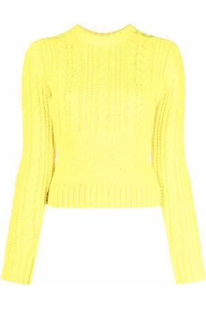 Serafini Cable knit jumper