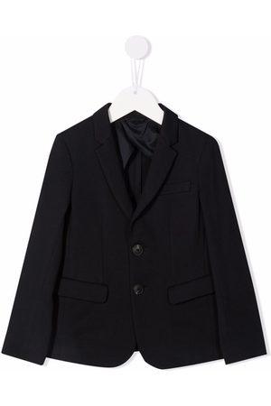 Emporio Armani Single-breasted blazer jacket