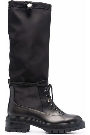 Aquazzura Lace-up detail boots