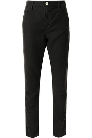 Frame Mulher Tapered - Le Garcon mid-rise relaxed jeans