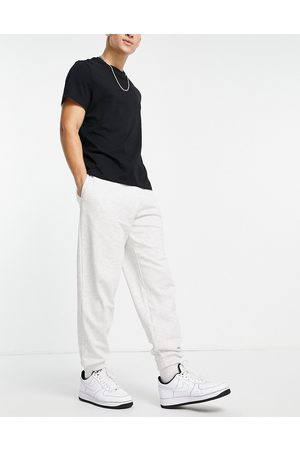 New Look Homem Joggers - Oversized joggers in grey