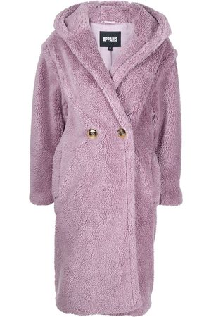 Apparis Mulher Casacos - Mia double-breasted coat