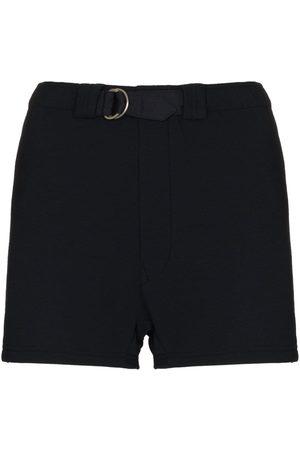 VISVIM Nassau belted shorts