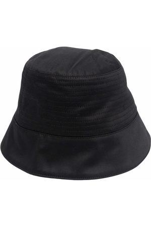 Rick Owens Homem Chapéus - Zip-detailed bucket hat