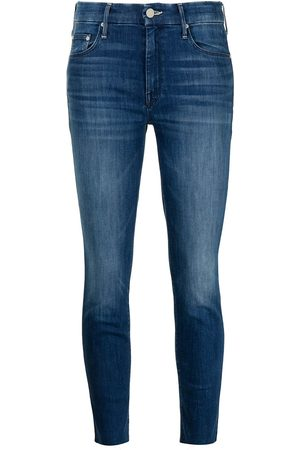 Mother Mulher Skinny - Low-rise skinny jeans