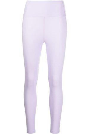 Marchesa Notte Mulher Calças - Seam-detail leggings