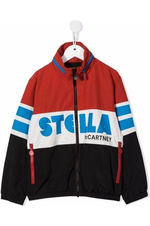 Stella McCartney Logo-print track jacket